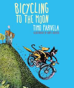 Bicycling to the Moon, Timo Parvela.