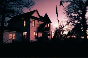Would you be brave enough to stay in this haunted rental?