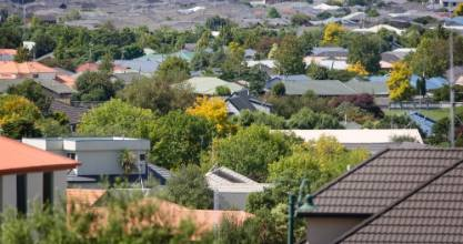 "ANZ chief economist Cameron Bagrie said the ""extreme"" restrictions on banks for lending could drive buyers to options ..."