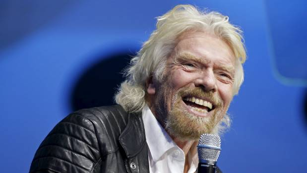 Richard Branson was among people calling for Britain to stay in the European Union.