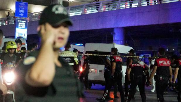 Terrorist suspects detained in Istanbul