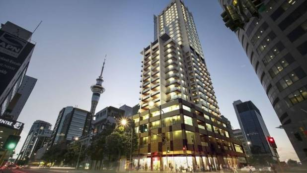 Park Residence Apartments in the Auckland CBD, developed by Conrad Properties, include dual-key apartments, which are ...