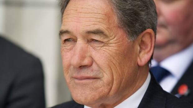 New Zealand First leader Winston Peters says the Government should be fixing CYF rather than wiping its hands of the ...