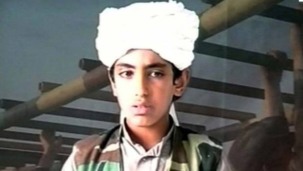 Son of Osama bin Laden issues threat of revenge against the US