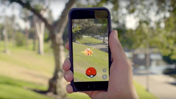 Even after the update, Pokemon Go still collects info from your phone