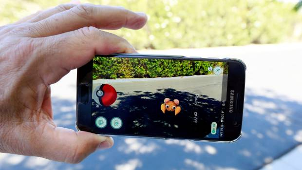 First Pokemon Go Update Now Live