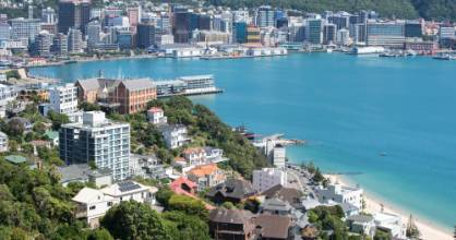 Wellington has been rated second behind Canberra in a survey of quality of life.