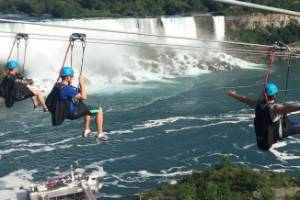 The attraction opened in Niagara Parks July 15.