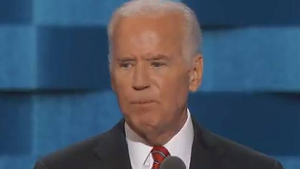 Biden earlier tweeted out his admiration for Clinton: