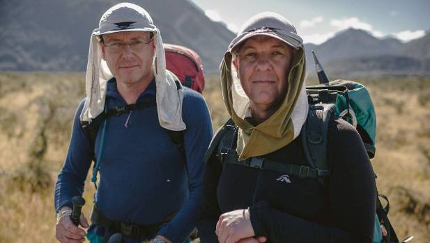 Neil, left, and his best friend Byron, in Arthur's Pass National Park. The pair are the subjects of the Loading Docs ...