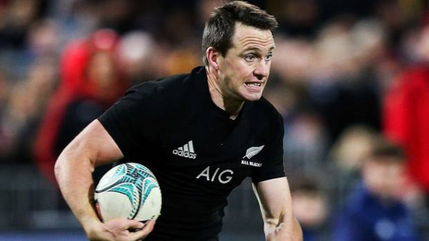 Ben Smith will provide the midfield cover should the All Blacks suffer an injury on Saturday.