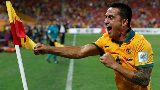 Tim Cahill comes home to A-League, signs with Melbourne City