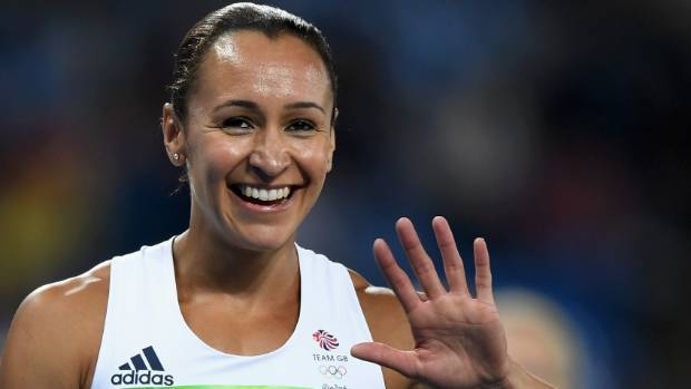 Jessica Ennis-Hill takes heptathlon silver as Nafi Thiam wins shock gold