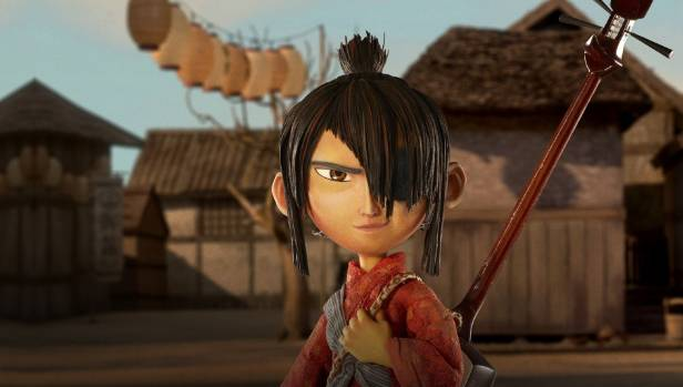 Exclusive Interview: Art Parkinson Talks Kubo And The Two Strings
