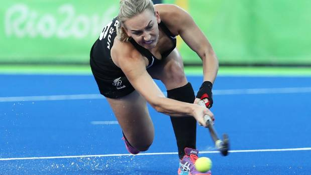 Dutch women eye hockey's 'three-peat' against Britain