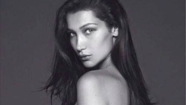 Bella Hadid is a Vogue cover star... 10:42AM