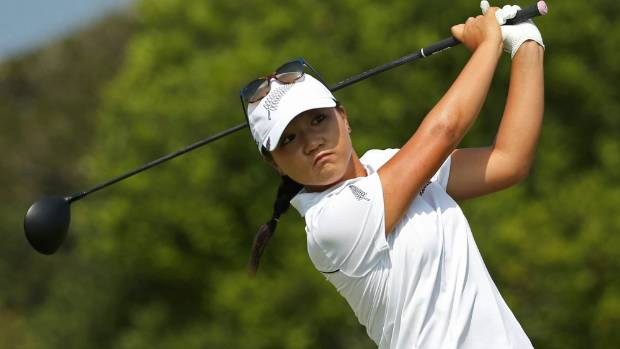 Park returns to her best to win in golf's Olympic return