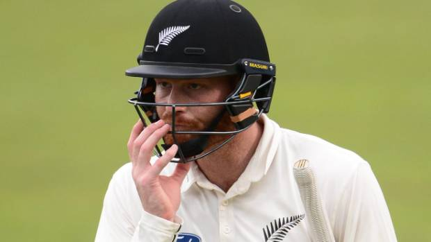 Black caps on top after opening day against South Africa