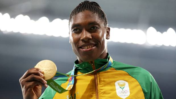 South African Caster Semenya's extraordinary story