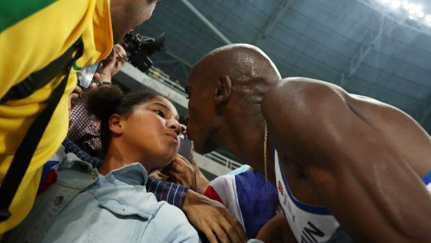 Rio Olympics 2016: Mo Farah 'to end' track career after 2017
