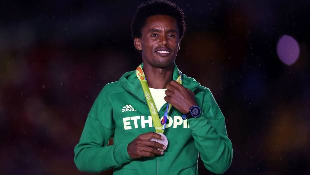 Olympic medallist Lilesa won't return to Ethiopia