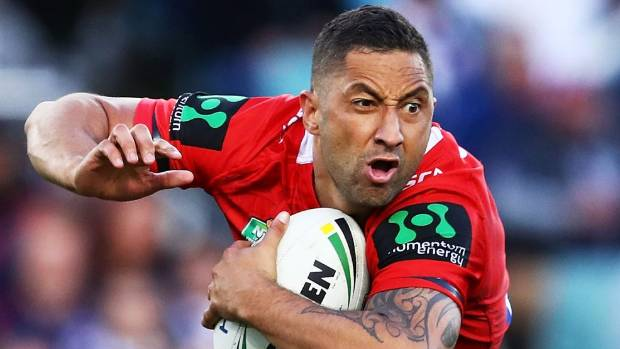 Benji Marshall has been in secret negotiations with Brisbane Broncos officials.