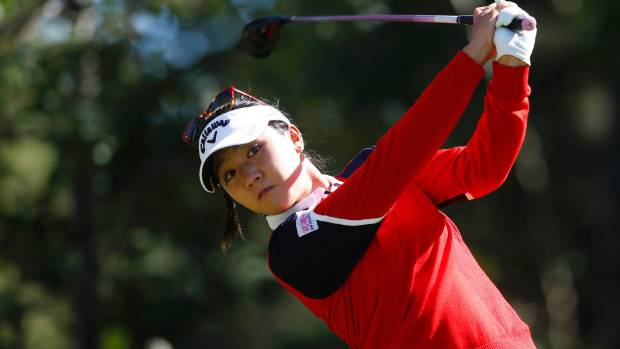 Thailand's Ariya Jutanugarn still atop the leaderboard at Canadian Women's Open
