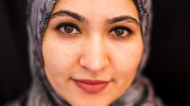 Nazarene Nasim, 27, is a New Zealander who moved from Jalalabad Afghanistan when she was 4.