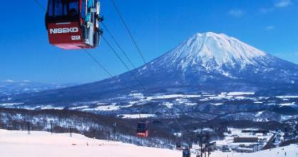 Niseko is attracting the bulk of the estimated 30,000 skiers who visit Japan for an affordable, overseas winter break.