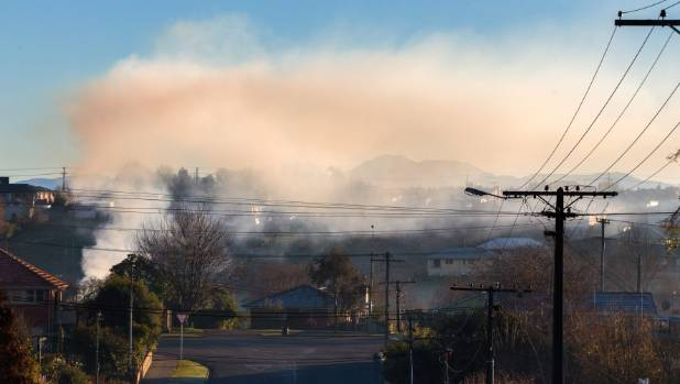 air pollution in new zealand It's true that, by some indicators, new zealand enjoys better environmental health than many other developed nations but are we doing as well as we could.