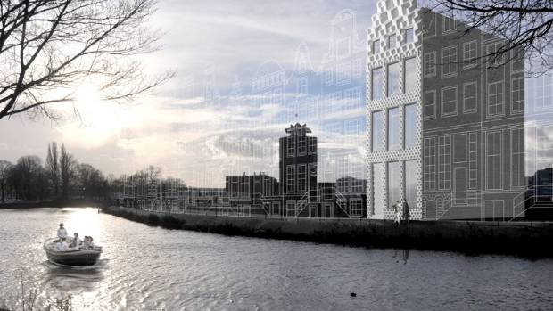 The firm's next project is a large canal house. Plans began in 2013, and the project is expected to be completed by the ...