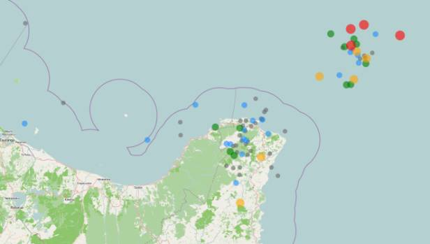 Powerful 7.1 magnitude quake hits off New Zealand coast, prompts evacuations