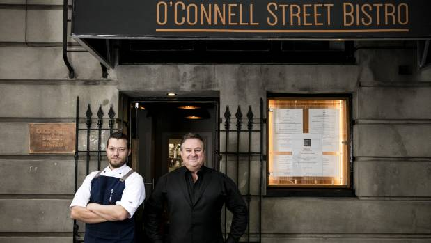 Auckland Restaurant O 39 Connell St Bistro Reopens After Fire
