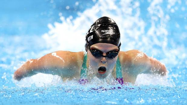 Triple gold for NZ at Paralympics