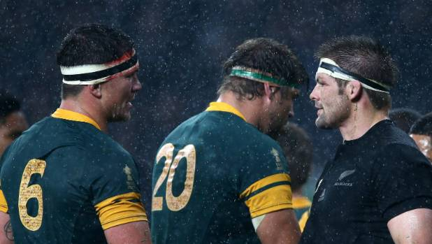 Springboks make two changes for All Blacks clash