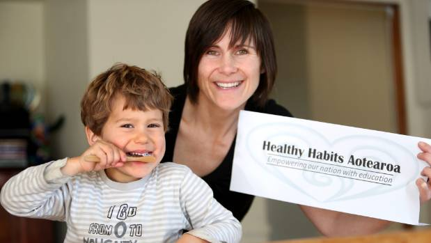 Sara Cooper is a member of Healthy Habits Aotearoa, promoting health through reinforcing positive habits like brushing ...