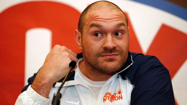Tyson Fury tweets: 'I'm the greatest, & I'm also retired'