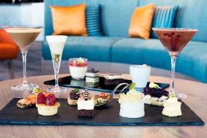 Bellini Bar is part of the Hilton Hotel located right at the end of Princes Wharf, offering one of the best views of the ...