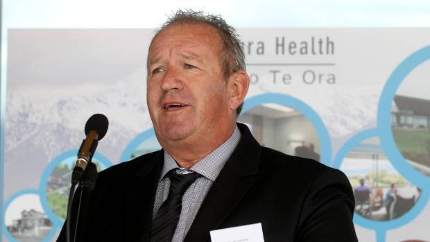 SCDHB chairman Murray Cleverley has been re-elected for a fourth term.