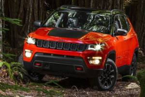 Jeep has revealed its all-new Compass ahead of its 2017 launch.