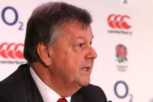England rugby boss Ian Ritchie has no intention of sharing revenue from tests at Twickenham.