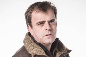 Simon Gregson plays Steve McDonald on Coronation Street.