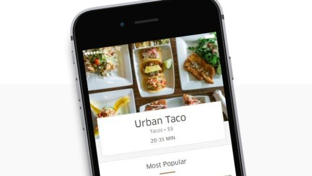 Uber expands food delivery business into SA
