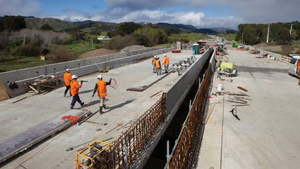 The Kapiti Expressway, due to be opened within the next few months, would probably also qualify under criteria for a ...