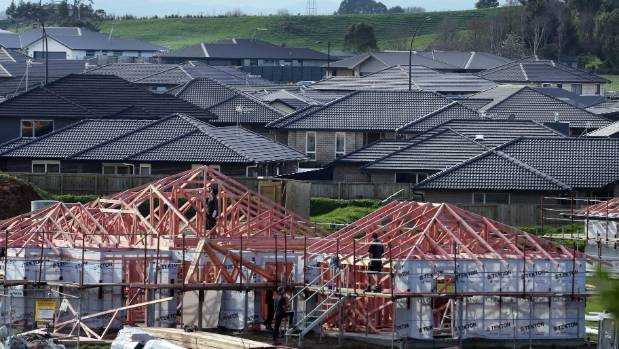 Are New Zealanders building bigger houses without thinking about how they can maintain them into their old age?