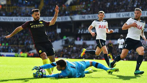 Tottenham record superb victory over Manchester City