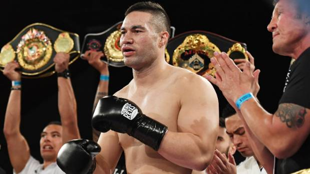 Joseph Parker eyes Andy Ruiz title fight, reports say