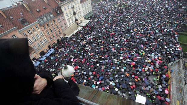 Have The Abortion Protests In Poland Worked?