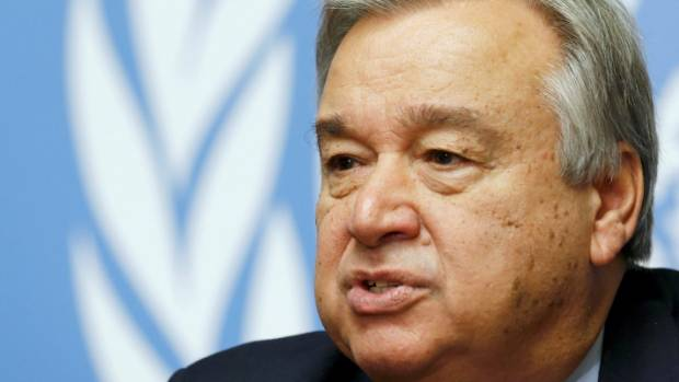 Ban hails Guterres as 'superb choice'