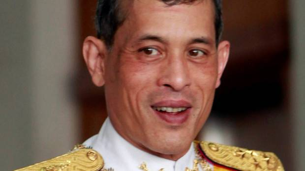 This is what happens when you insult the new Thai king